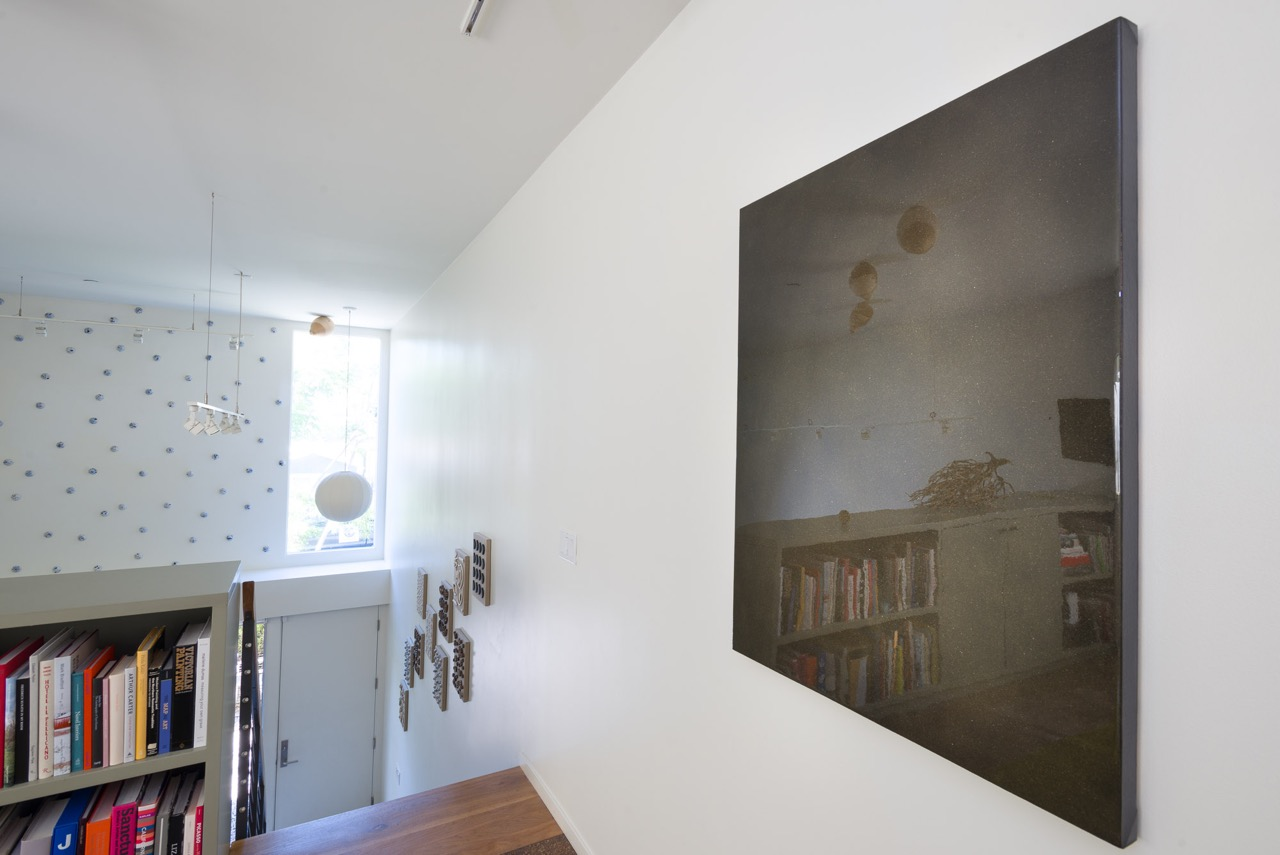 Installation view, Salon No.13, Marine Projects, Los Angeles, CA, September 2015