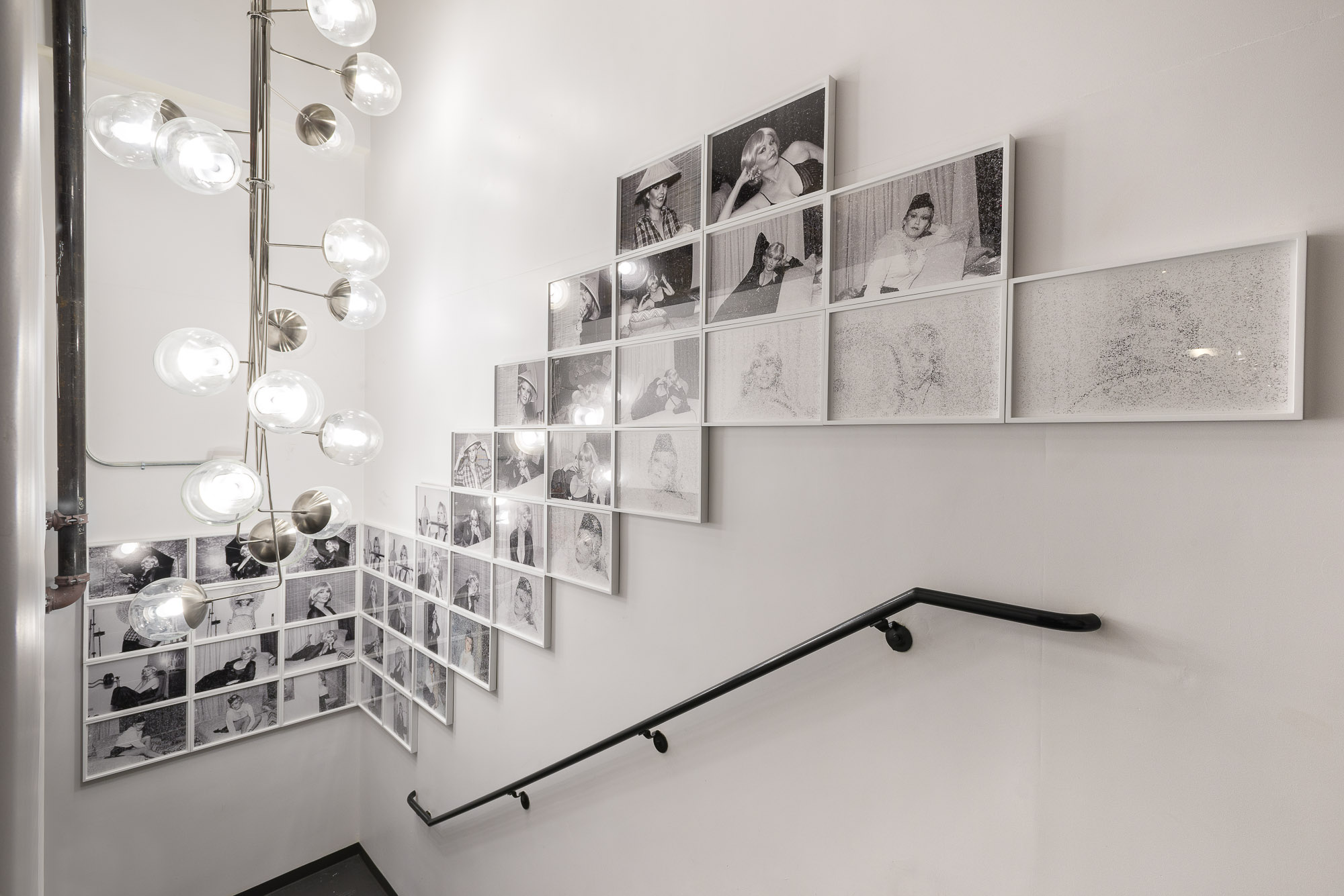 Installation view, APT Collection at NeueHouse Hollywood, Los Angeles, CA, January 2016