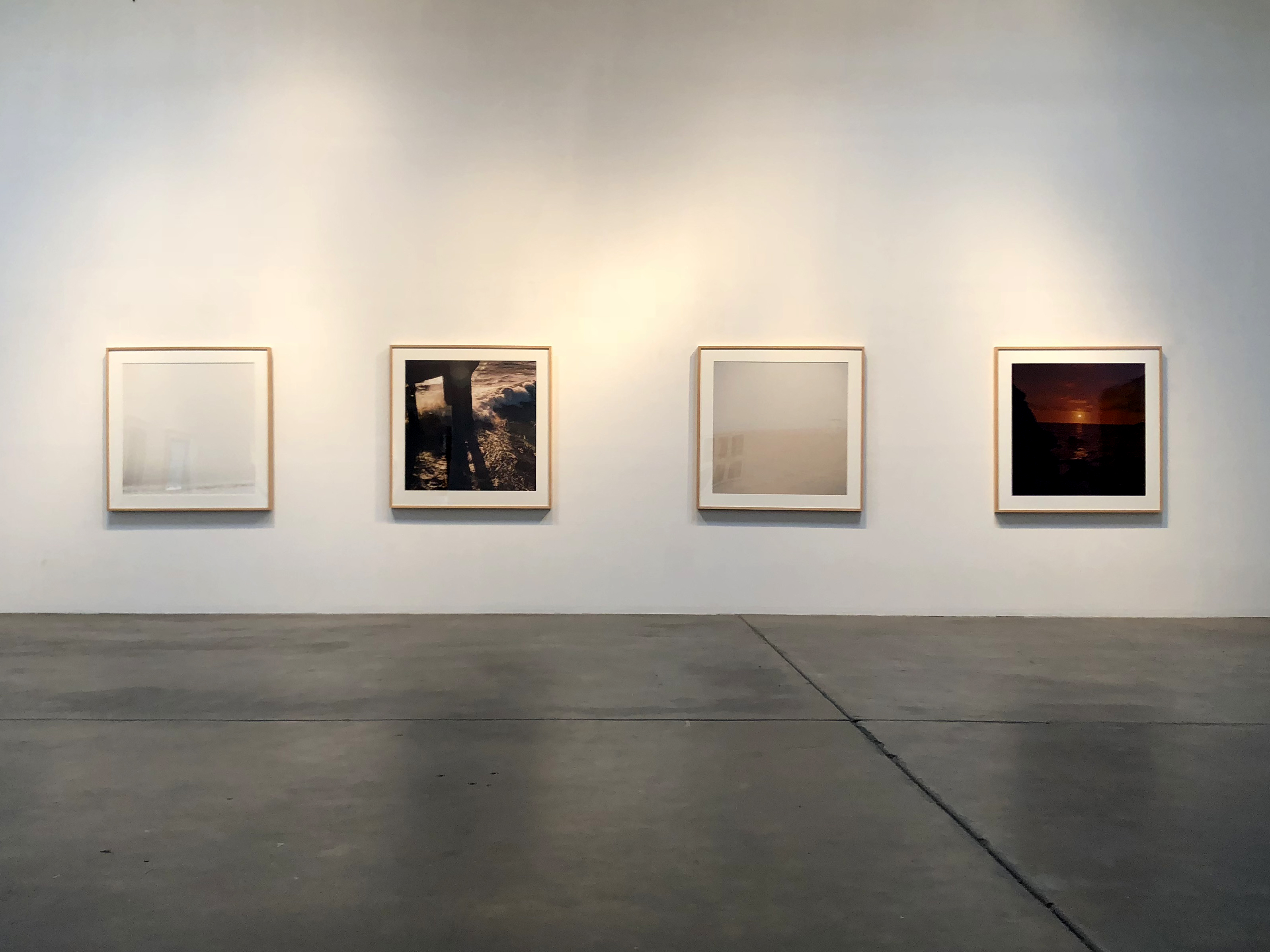 Paradise Lost Installation Shot, Patrick Painter Gallery