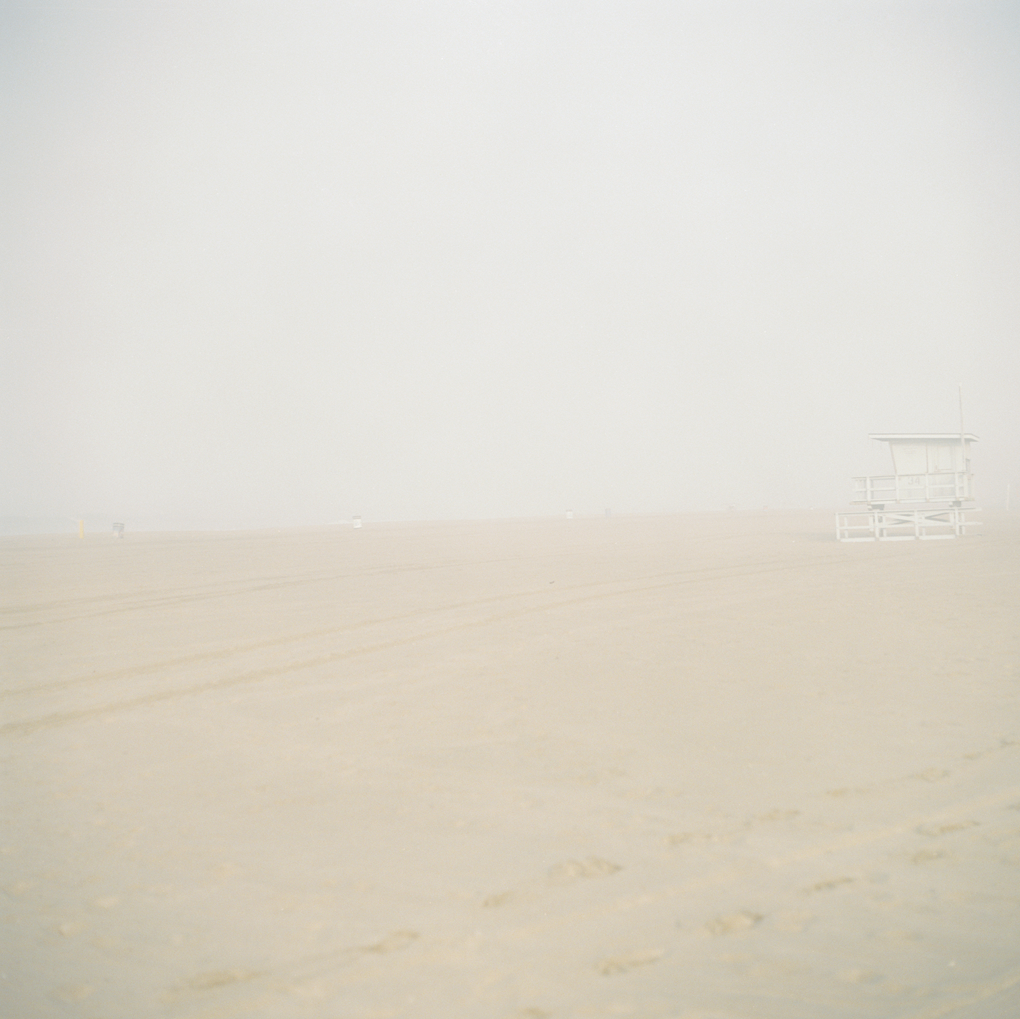 Where Capt.Bob Hyde Disappeared on Manhattan Beach (2008)