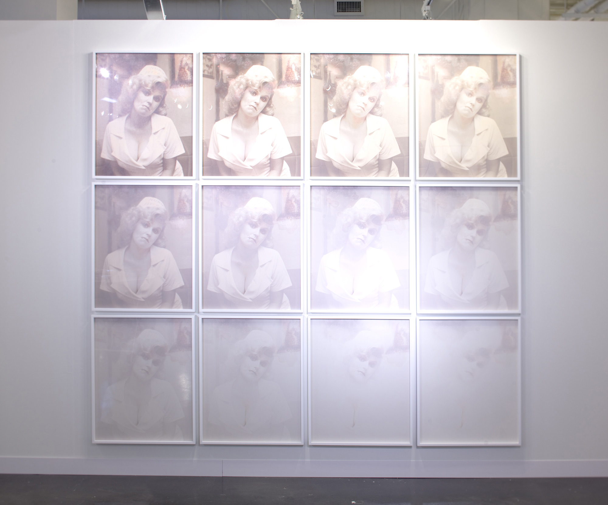 Art Platform 2011, Disappeared Nurse Series for Aperture Editions no.1-12