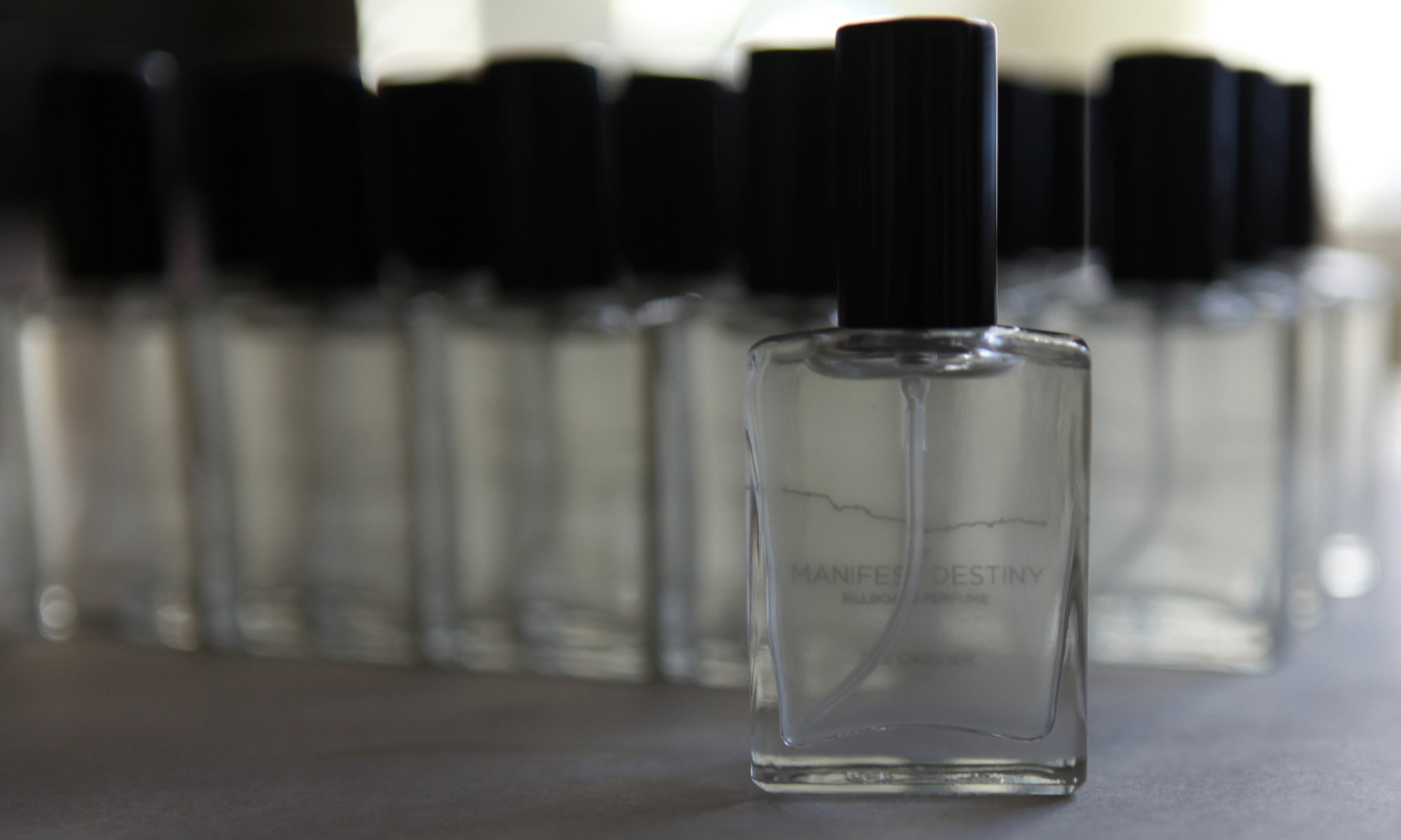 The Manifest Destiny Perfume